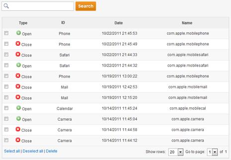 app_logs