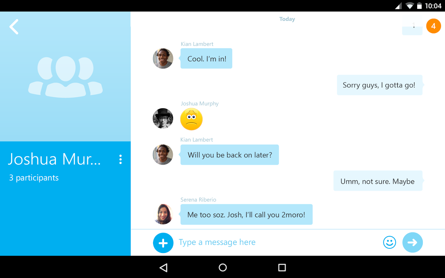 How to spy Skype messages