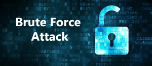 By using the brute force attacks
