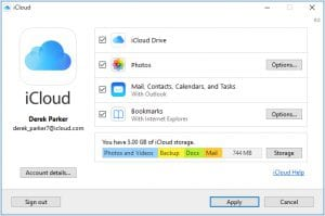 Method 5: track your iPhone with the help of iCloud