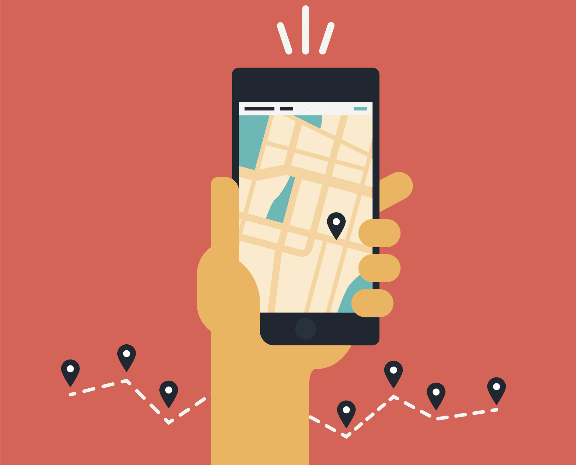 How Can I Know Other's Mobile Location