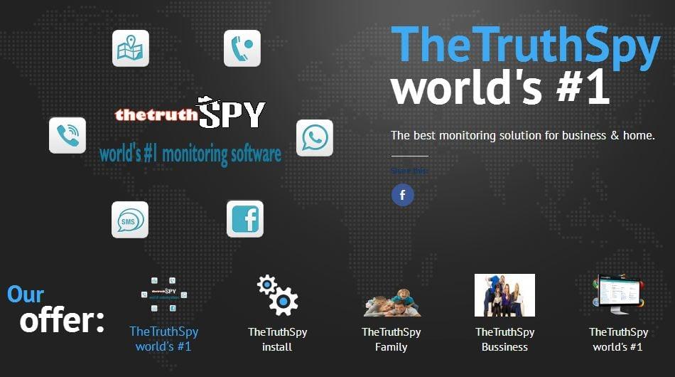 TheTruthSpy application